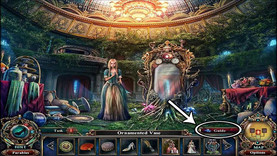 Dark Parables - The Final Cinderella Walkthrough Location