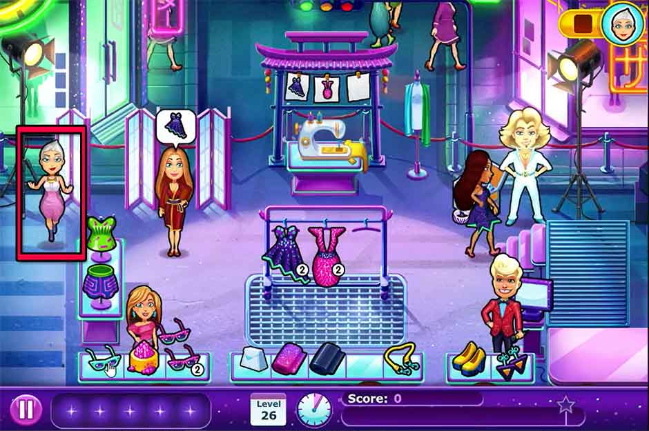 Fabulous - Angela's Fashion Fever - Level 26