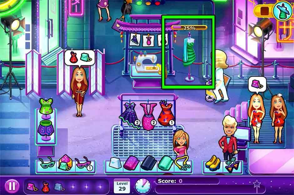 Fabulous Angela S Fashion Fever Walkthrough Gamehouse
