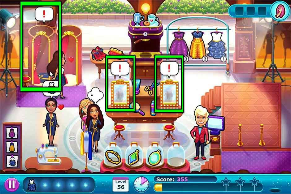 Fabulous - Angela's Fashion Fever - Level 56