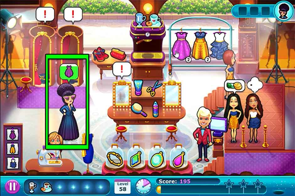 Fabulous - Angela's Fashion Fever - Level 58