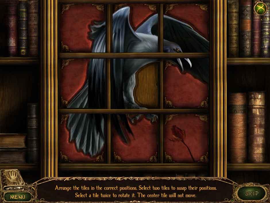 Lost Tales Forgotten Souls 006 Raven Puzzle