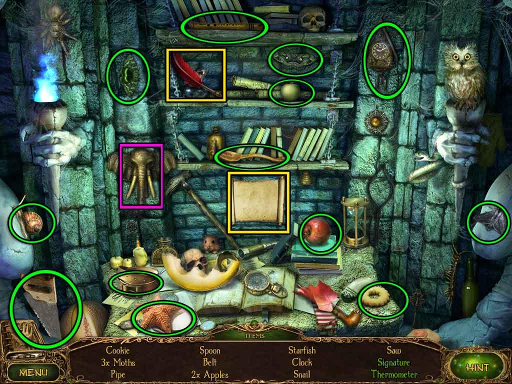 Lost Tales Forgotten Souls 020 HOS