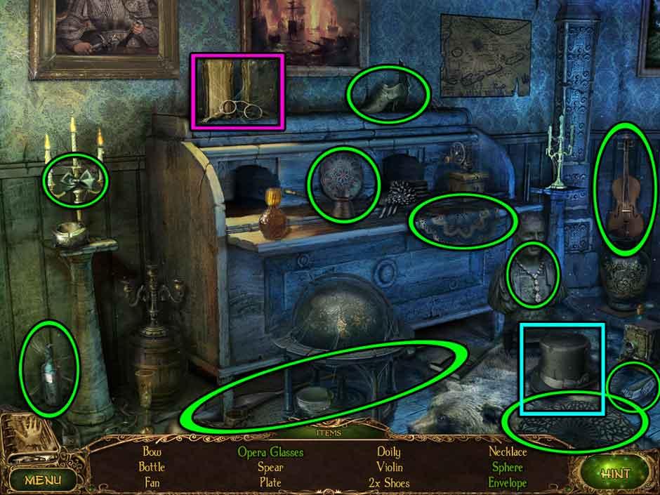 Lost Tales Forgotten Souls 023 HOS