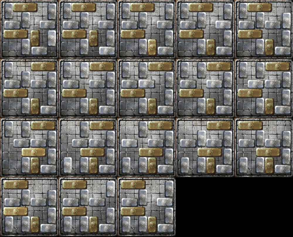 Lost Tales Forgotten Souls 025 Slide Puzzle2