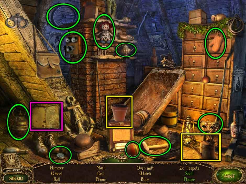 Lost Tales Forgotten Souls 026 HOS