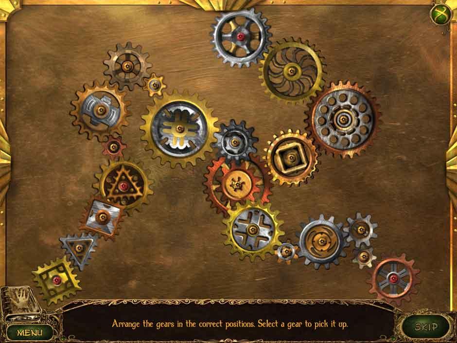 Lost Tales Forgotten Souls 028 Gears
