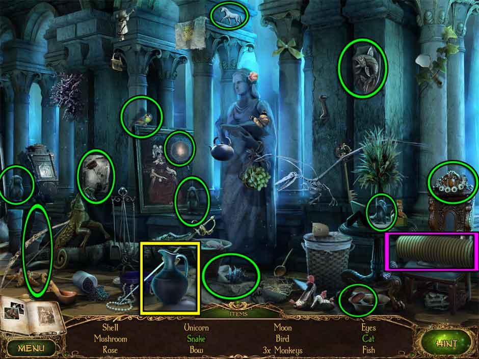 Lost Tales Forgotten Souls 035 HOS