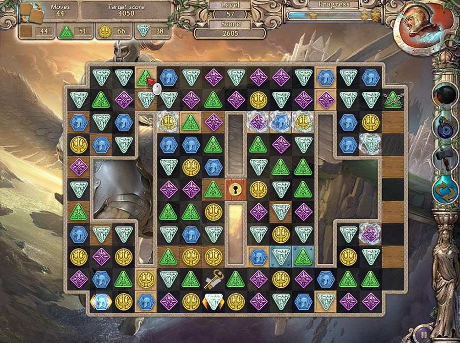 Secrets of Olympus 2 - 6