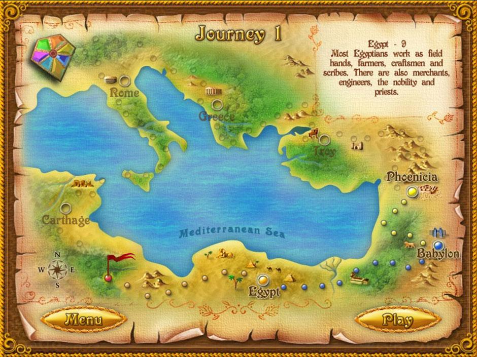 The Rise of Atlantis - 1