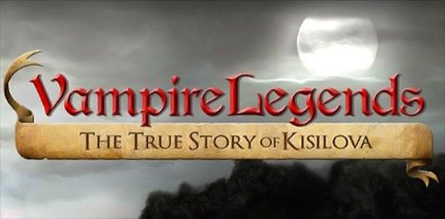 Vampire Legends – The True Story of Kisilova QuickStart Guide