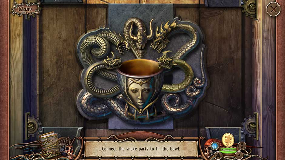 World Keepers - Last Resort Flooded Passageway Snake Part Puzzle Solution