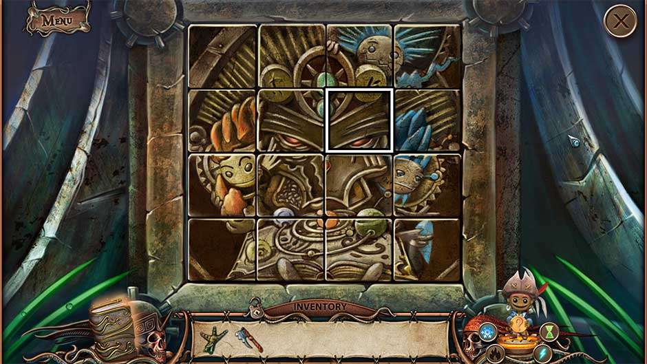 World Keepers - Last Resort Keeper Mosaic Puzzle Solution
