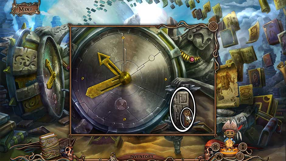 World Keepers - Last Resort Library Time Puzzle Solution