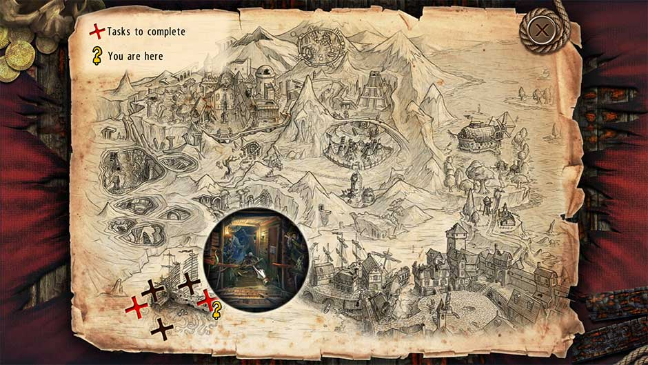 World Keepers - Last Resort Map