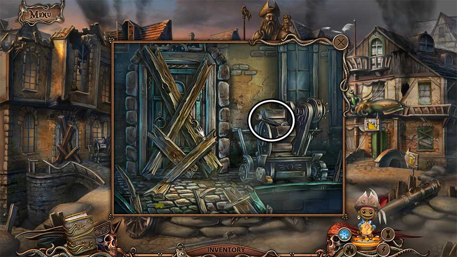 World Keepers - Last Resort Town Square Wrench Location