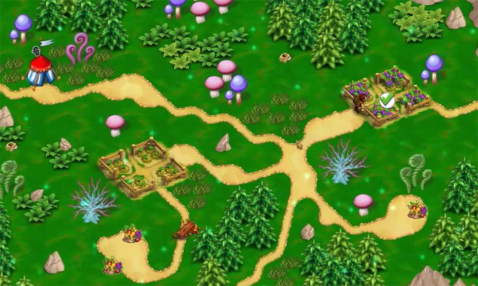 Gnomes Garden 3 - Level 1