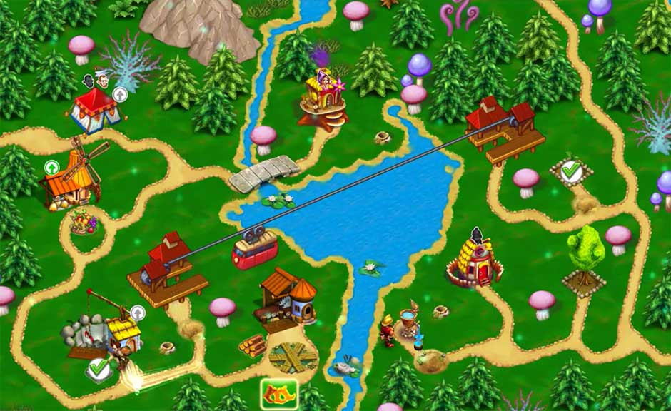 Gnomes Garden 3 - Level 10