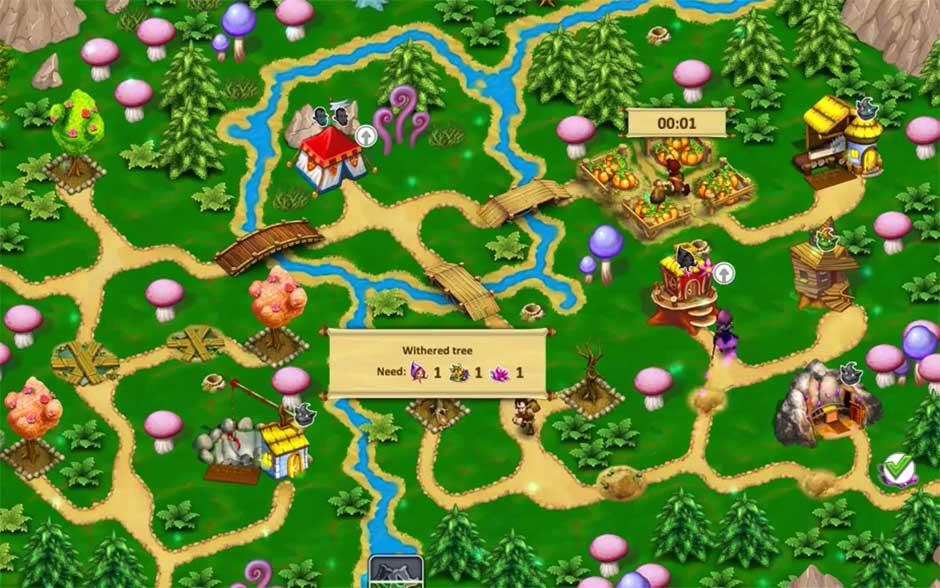 Gnomes Garden 3 - Level 12