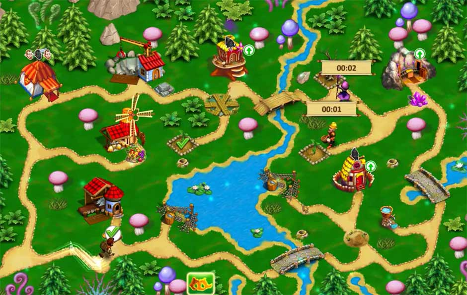Gnomes Garden 3 - Level 13