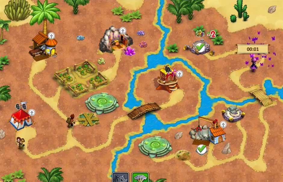Gnomes Garden 3 - Level 17