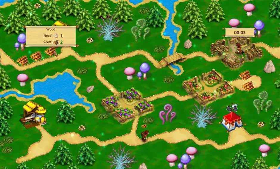 Gnomes Garden 3 - Level 2