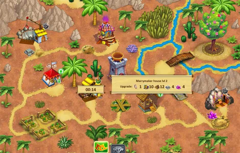 Gnomes Garden 3 - Level 21