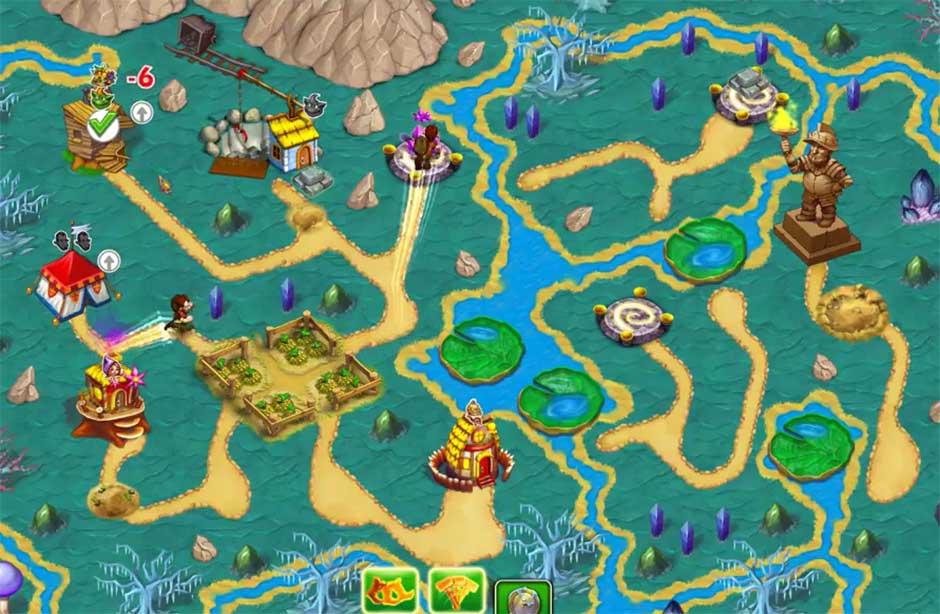 Gnomes Garden 3 - Level 28