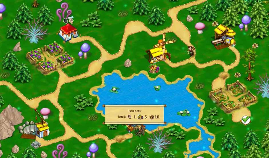 Gnomes Garden 3 - Level 3