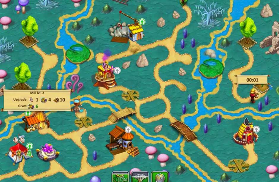 Gnomes Garden 3 - Level 31