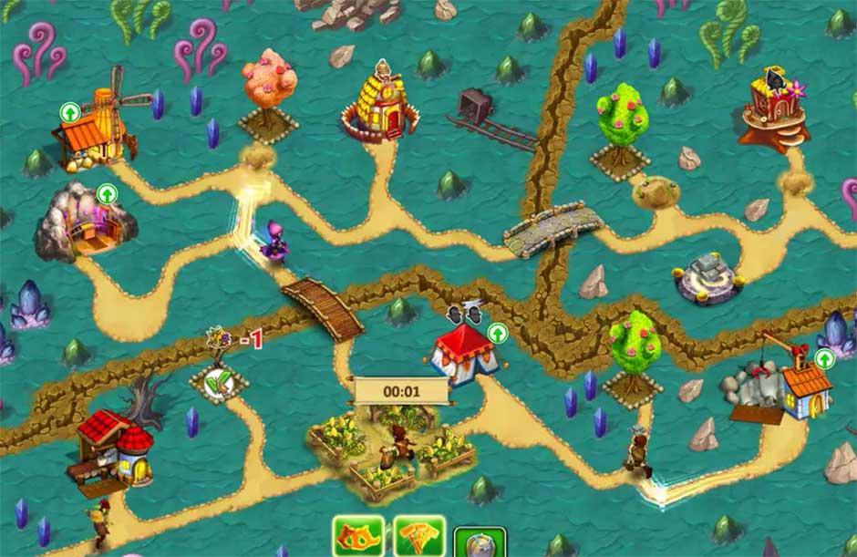 Gnomes Garden 3 - Level 32