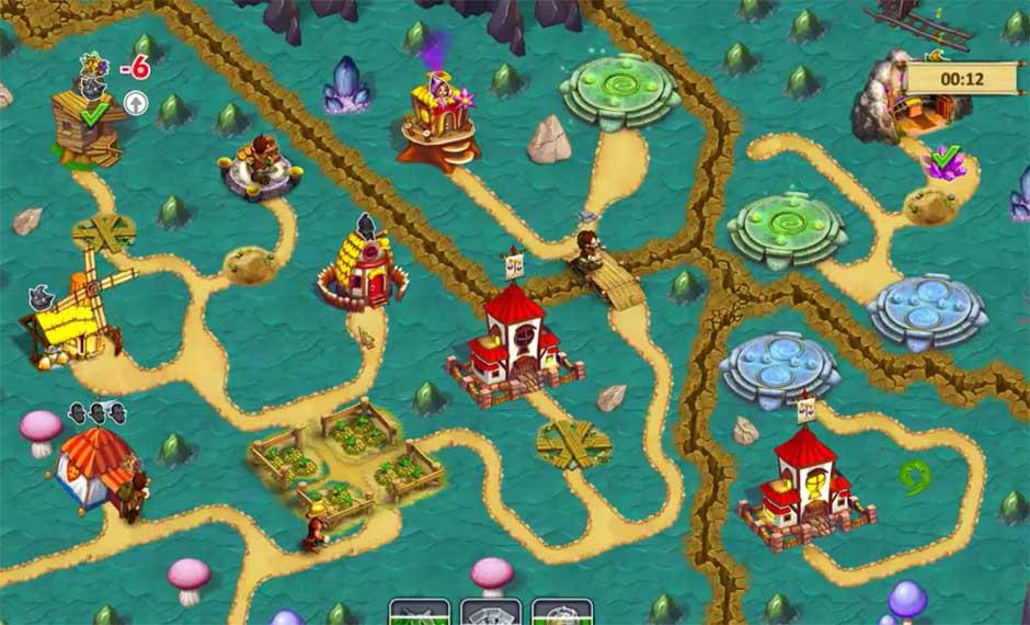 Gnomes Garden 3 - Level 36