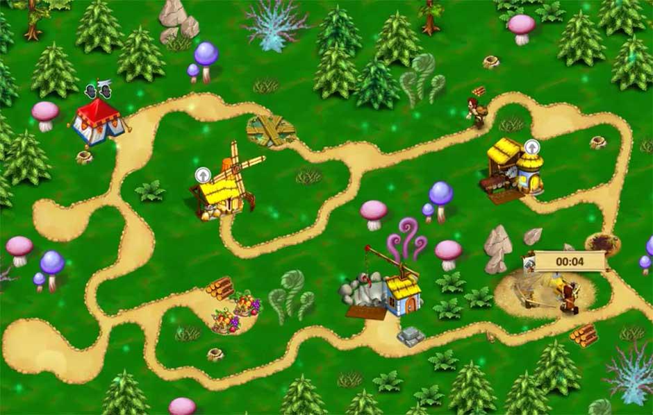 Gnomes Garden 3 - Level 4