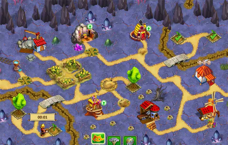 Gnomes Garden 3 - Level 40
