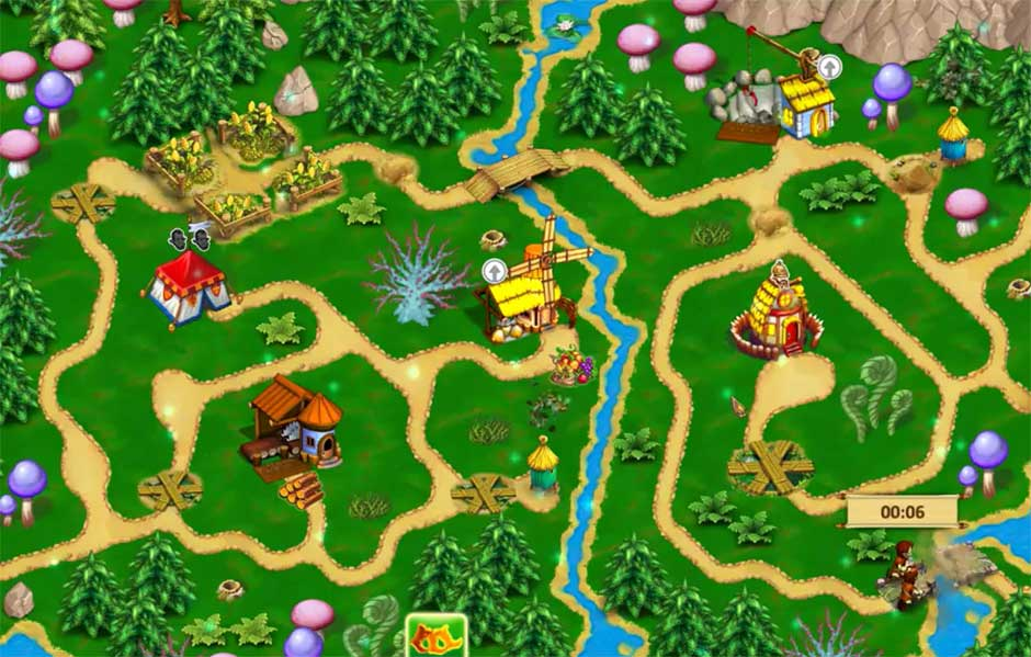 Gnomes Garden 3 - Level 9