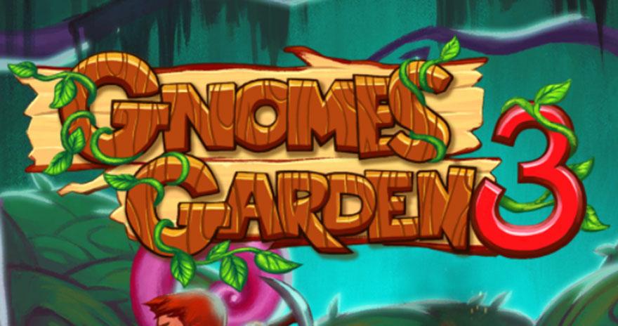 Gnomes Garden 3 Walkthrough