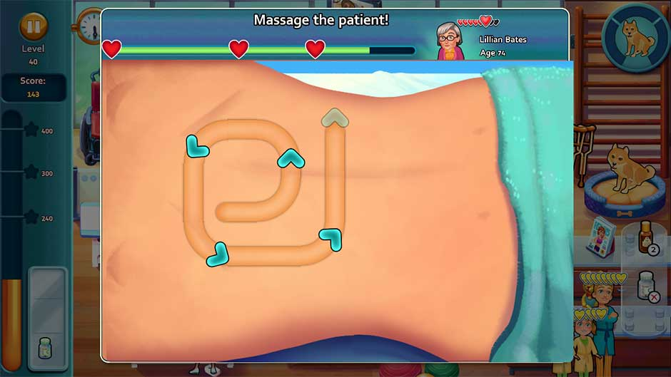 Heart's Medicine - Time to Heal Minigame - Massage the Patient