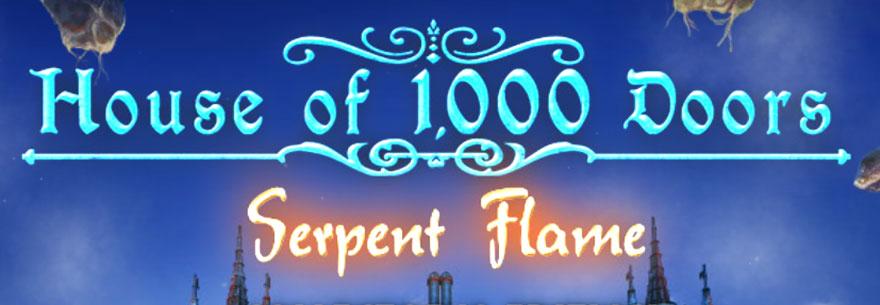 House of 1,000 Doors – Serpent Flame QuickStart Guide