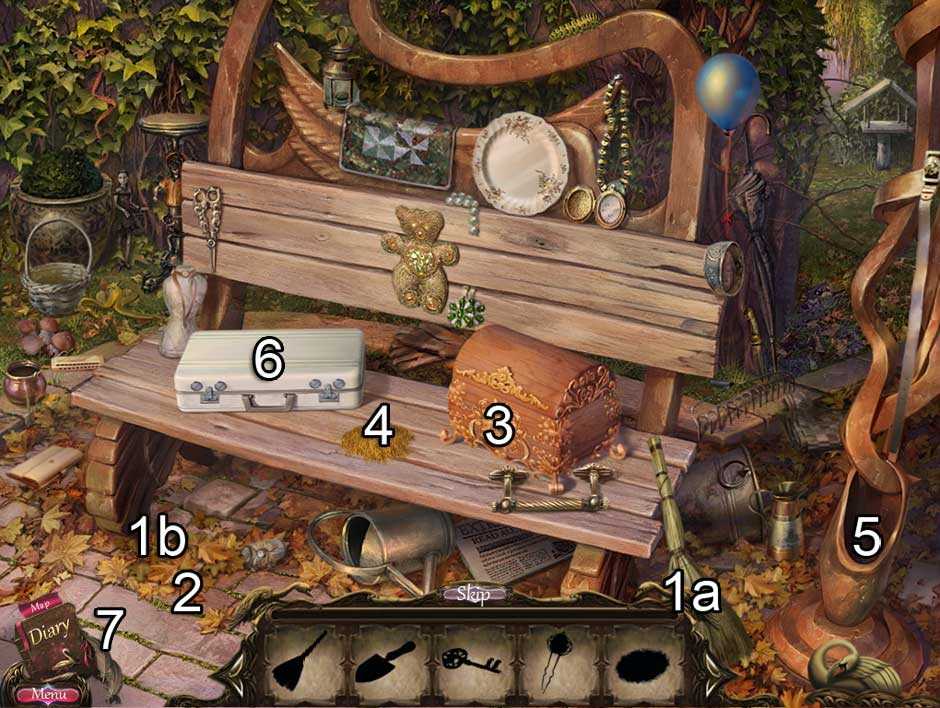 Black Swan Hidden Object Puzzle 03