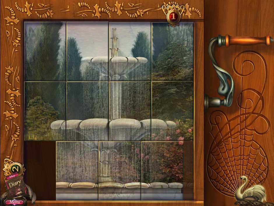 Black Swan Puzzle 08 Fountain Puzzle