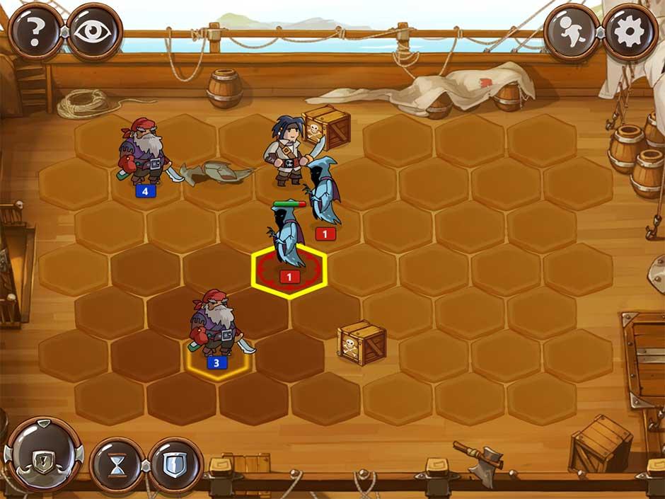 Braveland Pirate - Battle