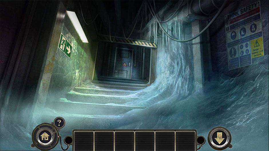 Facility 47 Frozen Hall