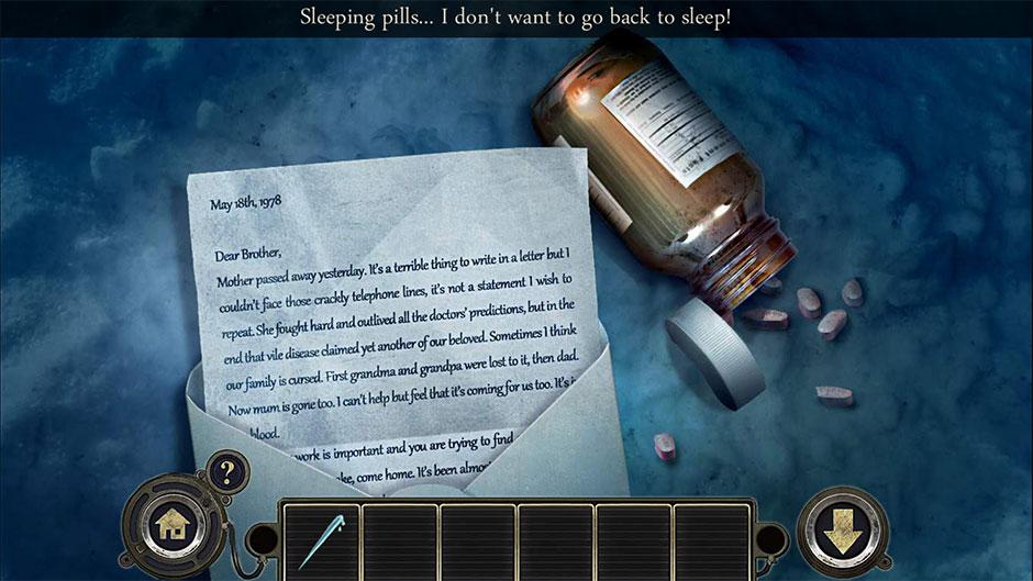 Facility 47 Sleeping Pills