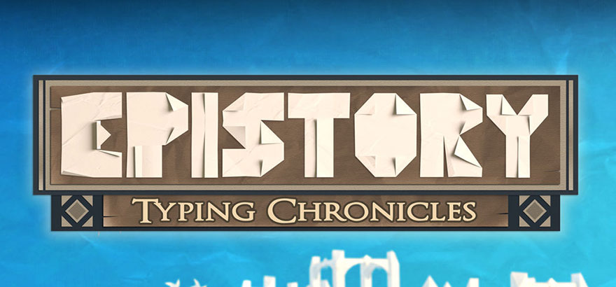 Epistory – Typing Chronicles: A Story That Unfolds Before Your Eyes