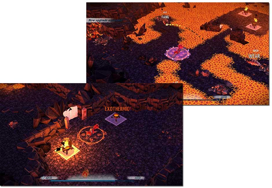Epistory - Typing Chronicles screenshot 3