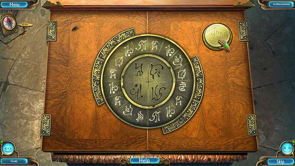 Kingdom of Aurelia - Mystery of the Poisoned Dagger - Chapter 1 - Book Stand Puzzle Solution