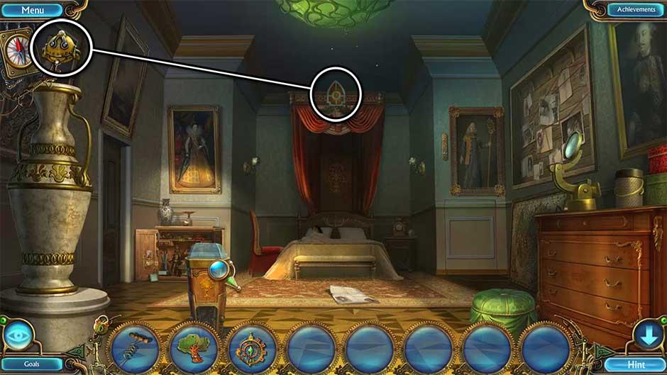 Kingdom of Aurelia - Mystery of the Poisoned Dagger - Chapter 1 - Hidden Pedestal