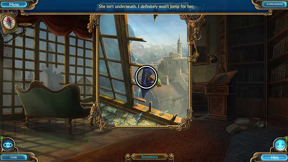 Kingdom of Aurelia - Mystery of the Poisoned Dagger - Chapter 1 - Pliers Location