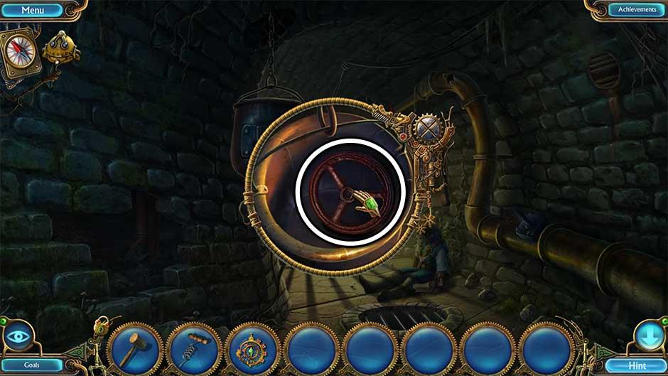 Kingdom of Aurelia - Mystery of the Poisoned Dagger - Chapter 1 - Valve Location