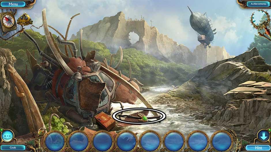 Kingdom of Aurelia - Mystery of the Poisoned Dagger - Chapter 10 - Tube Location